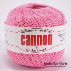 Cannon Mercerized Cotton 8 Thread Ball MB011