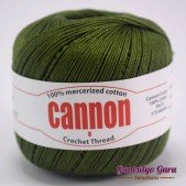 Cannon Mercerized Cotton 8 Thread Ball MB109