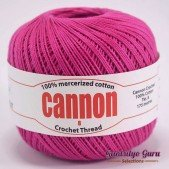 Cannon Mercerized Cotton 8 Thread Ball MB852