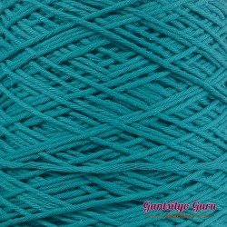Dapper Dreamer Combed Cotton Teal