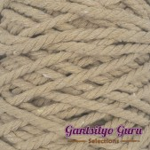 Dapper Dreamer Macrame Rope 5MM Tan