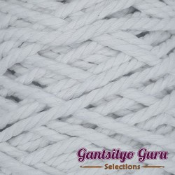 Dapper Dreamer Macrame Rope 5MM White
