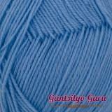 Gantsilyo Guru Baby Cashmere Acrylic Blue Poppy
