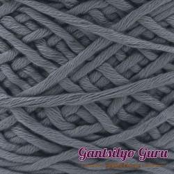 Gantsilyo Guru Bulky Cashmere Blend Grey
