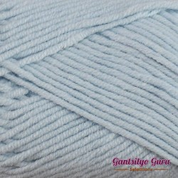 Gantsilyo Guru Milk Cotton Light Mini Baby Blue