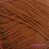 Gantsilyo Guru Milk Cotton Light Mini Caramel
