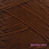 Gantsilyo Guru Milk Cotton Light Mini Chestnut