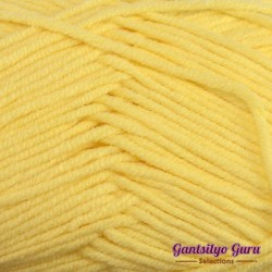 Gantsilyo Guru Milk Cotton Light Mini Daffodil