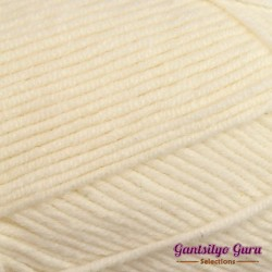 Gantsilyo Guru Milk Cotton Light Mini Ivory