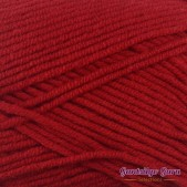 Gantsilyo Guru Milk Cotton Light Mini Red