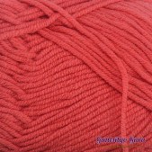 Gantsilyo Guru Milk Cotton Light Mini Salmon