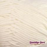 Gantsilyo Guru Milk Cotton Light Mini Snow