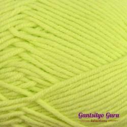 Gantsilyo Guru Milk Cotton Light Mini Sour Lime