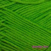 Gantsilyo Guru Milk Cotton Light Mini Spring Green