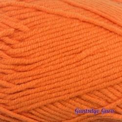 Gantsilyo Guru Milk Cotton Light Mini Tangerine