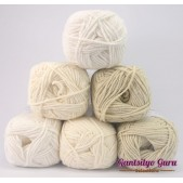 Gantsilyo Guru Milk Cotton Light Mini Color Palette Snowstorm