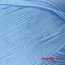 Gantsilyo Guru Light Cashmere Blend Baby Blue
