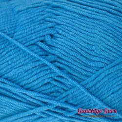 Gantsilyo Guru Milk Cotton Light Cerulean