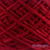 Gantsilyo Guru Bulky Cashmere Blend Cherry Red