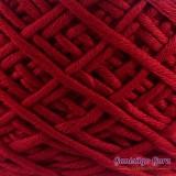 Gantsilyo Guru Bulky Cashmere Blend Cherry Red