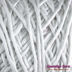 Gantsilyo Guru Bulky Cashmere Blend Silver