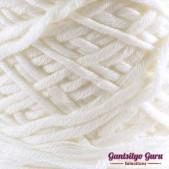 Gantsilyo Guru Bulky Cashmere Blend White