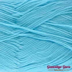 Gantsilyo Guru Light Cashmere Blend Sky Blue