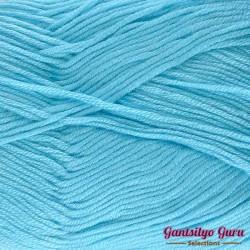 Gantsilyo Guru Light Cashmere Blend Sky Blue
