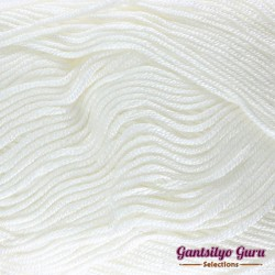 Gantsilyo Guru Light Cashmere Blend White
