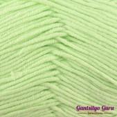 Gantsilyo Guru Milk Cotton Light Cool Green