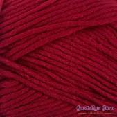 Gantsilyo Guru Milk Cotton Medium Cherry Red