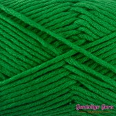 Gantsilyo Guru Milk Cotton Medium Lawn Green