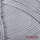 Gantsilyo Guru Milk Cotton Medium Lite Grey