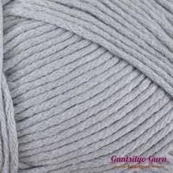 Gantsilyo Guru Milk Cotton Medium Lite Grey