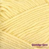Gantsilyo Guru Milk Cotton Medium Lite Yellow