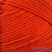 Gantsilyo Guru Milk Cotton Medium Red Orange