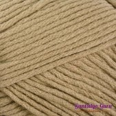 Gantsilyo Guru Milk Cotton Medium Tan