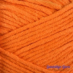Gantsilyo Guru Milk Cotton Medium Tangerine