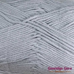 Gantsilyo Guru Milk Cotton Light Light Grey