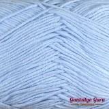 Gantsilyo Guru Milk Cotton Light Pastel Blue