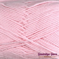 Gantsilyo Guru Milk Cotton Light Pastel Pink