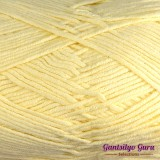 Gantsilyo Guru Milk Cotton Light Pastel Yellow