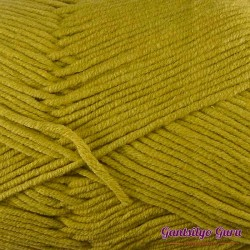 Gantsilyo Guru Milk Cotton Light Mustard