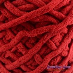 Gantsilyo Guru Super Bulky Chenille Red