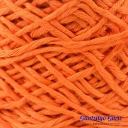 Gantsilyo Guru Balinese Cotton Blend Tangerine