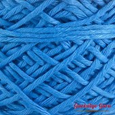Gantsilyo Guru Balinese Cotton Blend Blue
