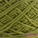 Gantsilyo Guru Balinese Cotton Blend Leaf Green