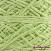 Gantsilyo Guru Balinese Cotton Blend Mint Green