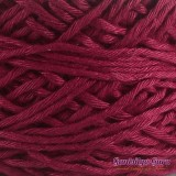 Gantsilyo Guru Balinese Cotton Blend Red Rose