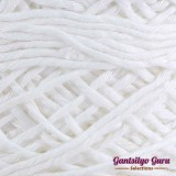 Gantsilyo Guru Balinese Cotton Blend White